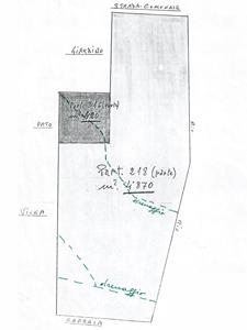 Mappa vigneto sperimentale